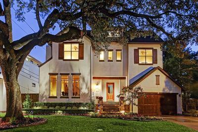 Houston TX Single Family Home For Sale: $1,275,000