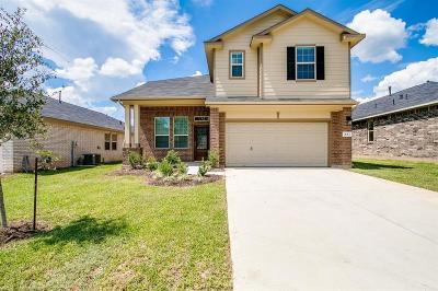 Montgomery Single Family Home For Sale: 431 Terra Vista Cir