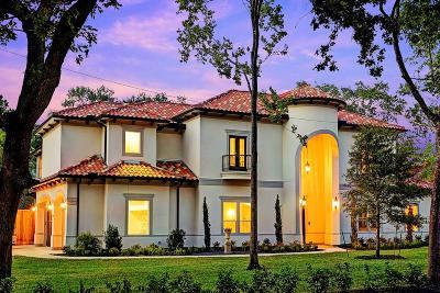 Houston Single Family Home For Sale: 11630 Memorial Drive