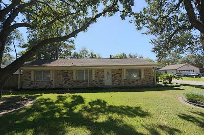 Single Family Home For Sale: 12207 Tall Forest Drive