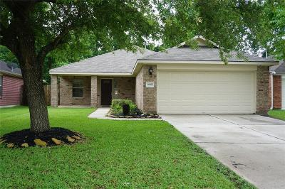 League City Single Family Home For Sale: 1830 Sherwood Forest Circle