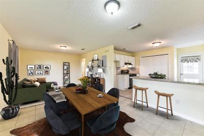 Rosenberg Single Family Home For Sale: 114 8th Street