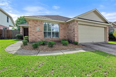 Dickinson Single Family Home For Sale: 2919 Windy Hollow Lane