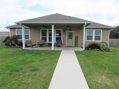 Santa Fe Single Family Home For Sale: 3224 Fm 646 Road N