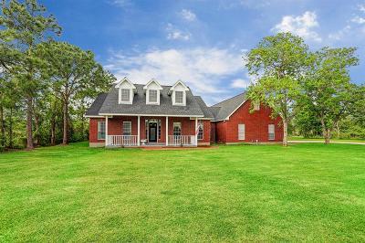 Santa Fe Single Family Home For Sale: 12808 33rd 1/2 Street