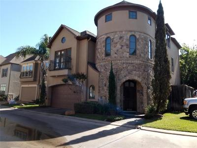 Single Family Home For Sale: 6343 Mystic Bridge Drive