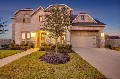 Katy Single Family Home For Sale: 2303 Lawnflower Court