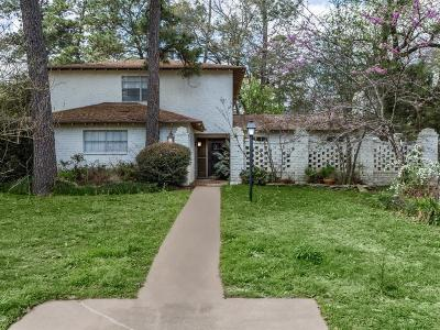 Spring Single Family Home For Sale: 206 W North Hill Drive