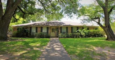 Liberty Single Family Home For Sale: 1517 N Travis Street