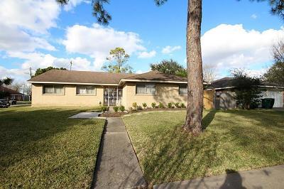 Galveston County, Harris County Single Family Home For Sale: 8930 Leader Street