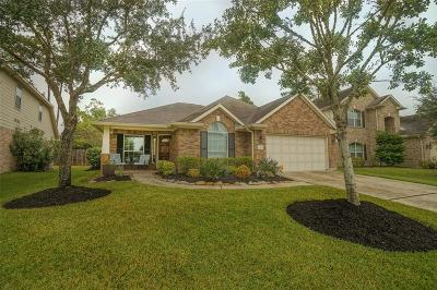 Humble Single Family Home For Sale: 12419 Jamestown Crossing Lane