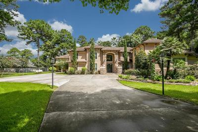 Cypress Single Family Home For Sale: 16402 Huffmeister Road