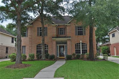 Kingwood Single Family Home For Sale: 3227 Amber Holly