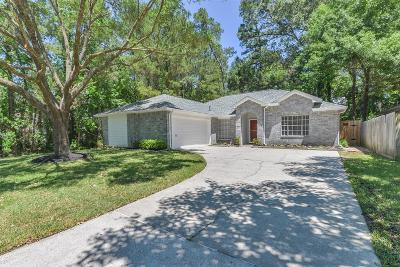 Porter Single Family Home For Sale: 21755 Deep Pines Drive