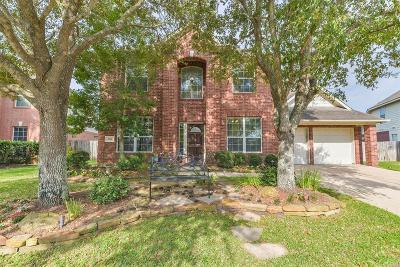 Pearland Single Family Home For Sale: 3006 Fallbrook Court