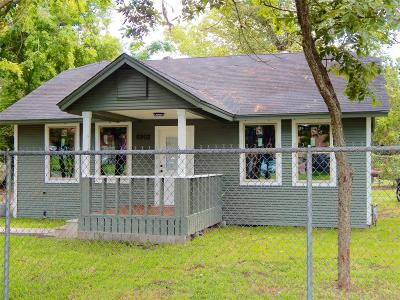 Single Family Home For Sale: 6902 Helmers Street