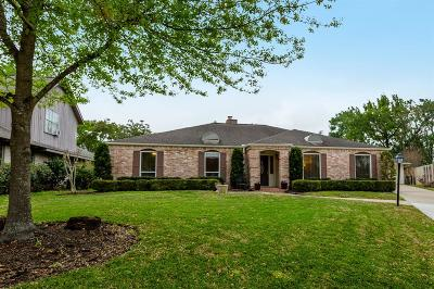 Sugar Land Single Family Home For Sale: 3115 Briar Court