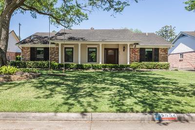 Houston Single Family Home For Sale: 5654 Edith Street