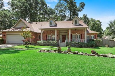 April Sound, April Sound 01, April Sound 02, April Sound 03, April Sound 05, April Sound 06 -was Res P Of, April Sound 07, April Sound 08, April Sound 09 Single Family Home For Sale: 108 Clear Springs Drive