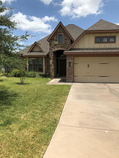 Brenham Single Family Home For Sale: 802 Wintersong Drive