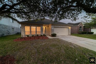 Harris County Single Family Home For Sale: 23722 Sawmill Pass Street