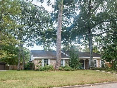 Conroe Single Family Home For Sale: 27210 Jimmy Lane