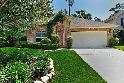 The Woodlands TX Single Family Home For Sale: $275,000