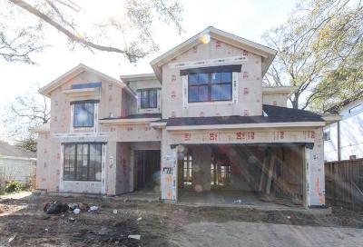 Houston Single Family Home For Sale: 1715 Latexo Drive