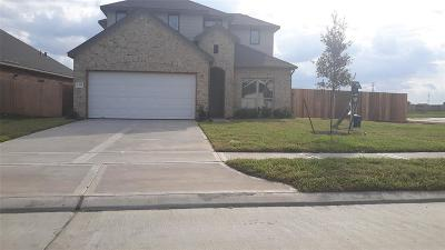Texas City Single Family Home For Sale: 3309 Hatteras Drive
