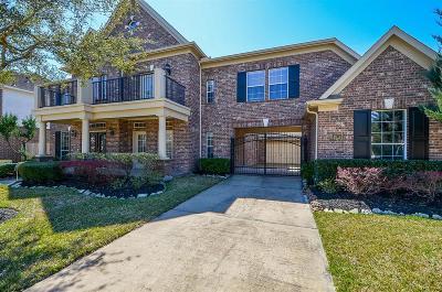 Katy Single Family Home For Sale: 4514 Kelliwood Manor Lane