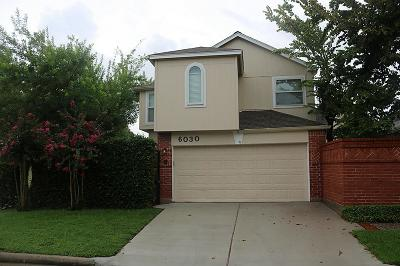 Houston Single Family Home For Sale: 6030 Charlestown Colony Court