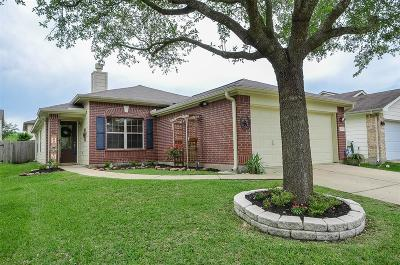 Katy Single Family Home For Sale: 21831 Silverbrook Lane