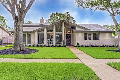 Meyerland Single Family Home For Sale: 5718 Indigo Street