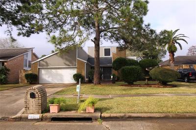 Houston Single Family Home For Sale: 16007 Havenhurst Drive