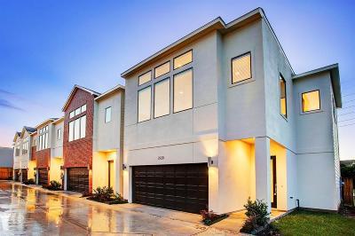 Houston Single Family Home For Sale: 2940 Alice Street