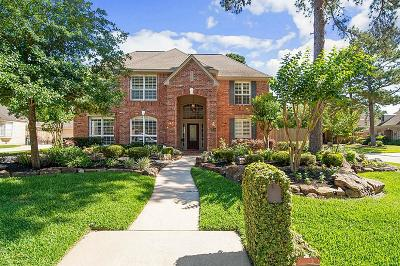 Houston Single Family Home For Sale: 4511 Garden Hills Lane