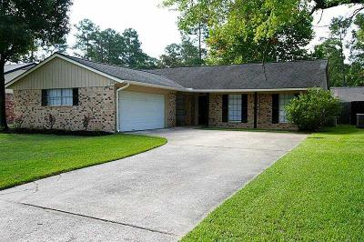 Spring Single Family Home For Sale: 2514 Rolling Glen Drive