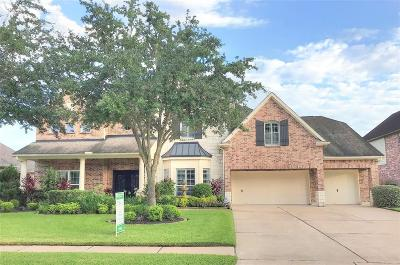 Friendswood Single Family Home For Sale: 3318 King George Lane