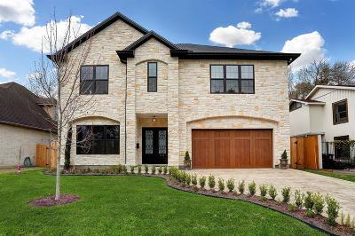 Houston Single Family Home For Sale: 3766 Drake
