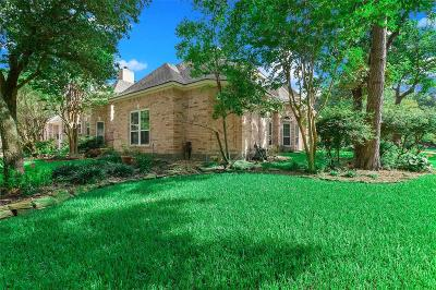 The Woodlands TX Single Family Home For Sale: $749,900