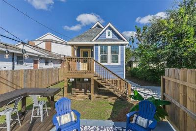 Single Family Home For Sale: 2907 Avenue M 1/2