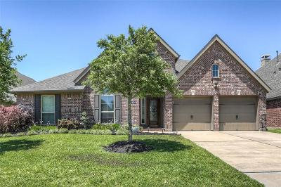 Pearland Single Family Home For Sale: 2012 Sunset Springs Drive