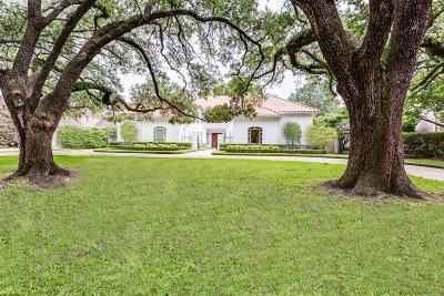 Bellaire Single Family Home For Sale: 5307 Braeburn Drive