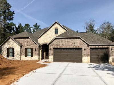 Montgomery Single Family Home For Sale: 113 Skipper Jack