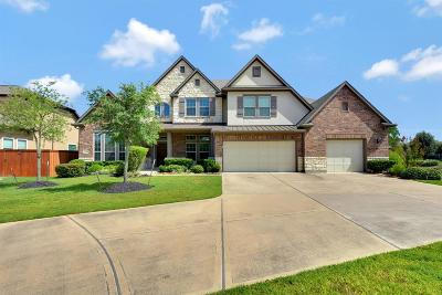 Cypress TX Single Family Home For Sale: $620,000