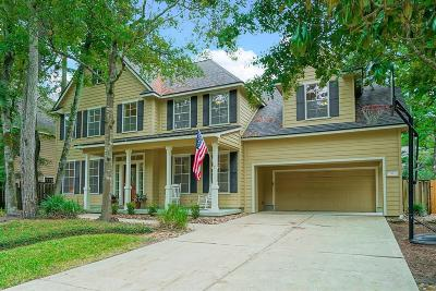 The Woodlands Single Family Home For Sale: 27 Purple Martin Place