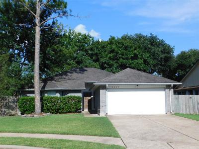Sugar Land Single Family Home For Sale: 16307 Elmwood Point Ln