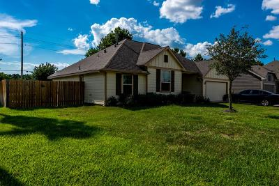 Tomball Single Family Home For Sale: 11514 Winding Hollow Lane
