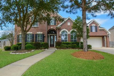Katy Single Family Home For Sale: 25606 Ryans Creek Court