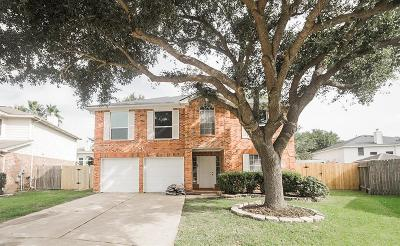 Katy Single Family Home For Sale: 19706 Windmoor Court